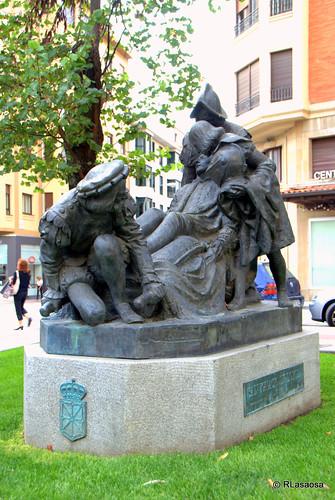 Monumento a San Ignacio, Pamplona.