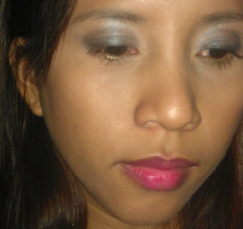 maybelline lumineyes Gray after 6 hours