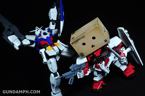 Revoltech Danboard Mini Amazon Box Version Review & Unboxing (50)