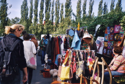 Mauerparkflohmarkt