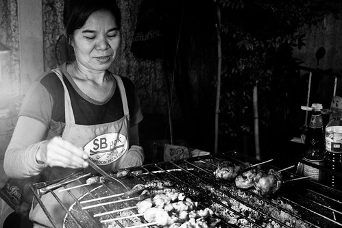 Street cooking II by frostis
