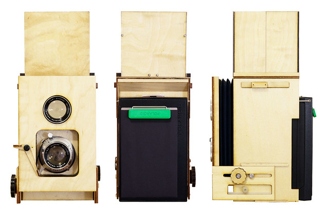 Polaroid TLR Project