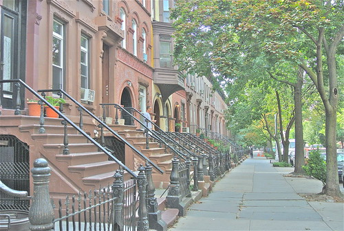 Park Slope, Brooklyn, NY - foto: giuliaduepuntozero, flickr