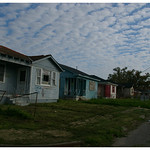 New Orleans Lower Ninth Ward, March 2007