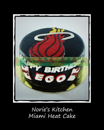 Norie's Kitchen - Miami Heat by Norie's Kitchen