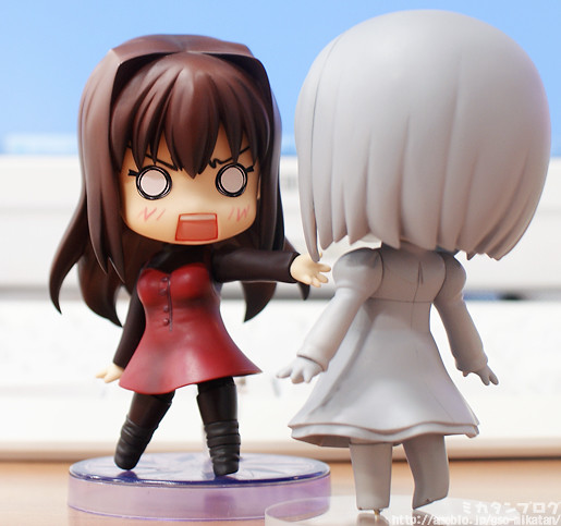 Nendoroid Alice Kuonji (right, prototype)