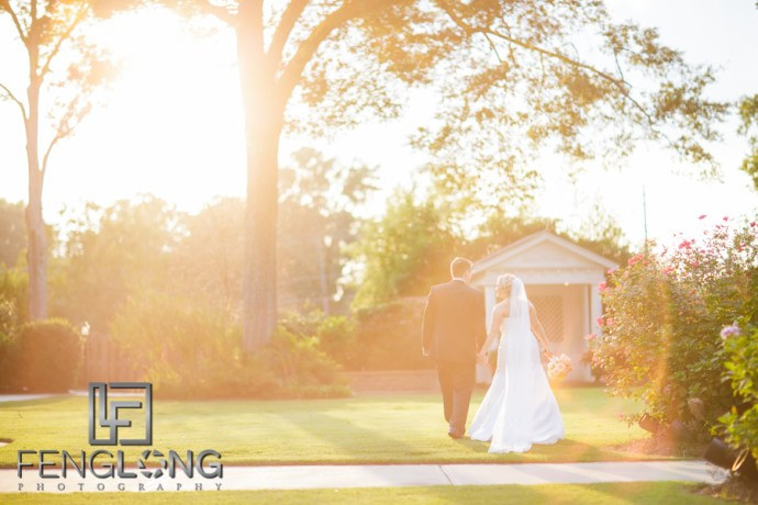 Becky & Chris' Wedding | Thompson House Gardens | Athens Wedding Photographer