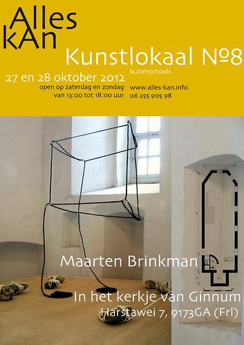 Maarten Brinkman buitenschools by AlleskAn - Kunstlokaal №8