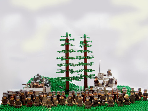 Panzerbricks estara en LEGO Fan Weekend