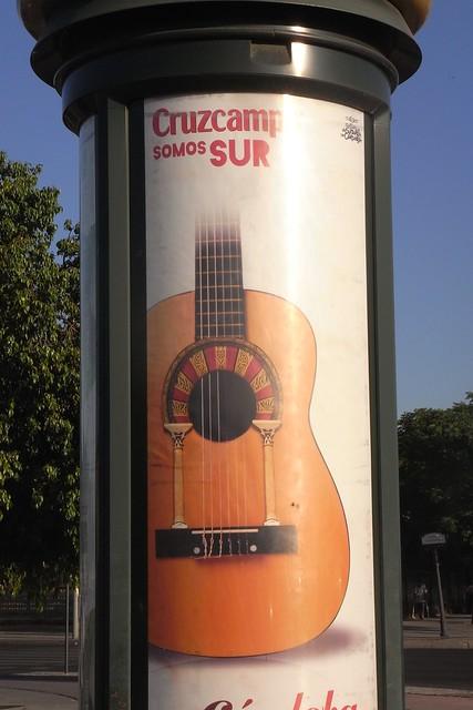 Publicidad Festival Guitarra 2012