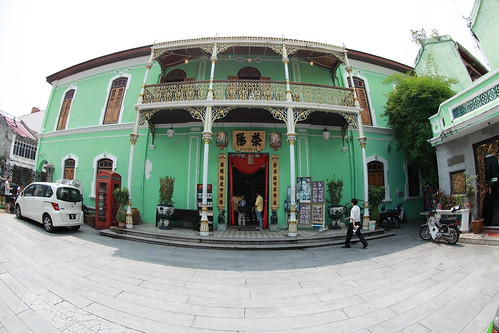 Pinang Peranakan Mansion I
