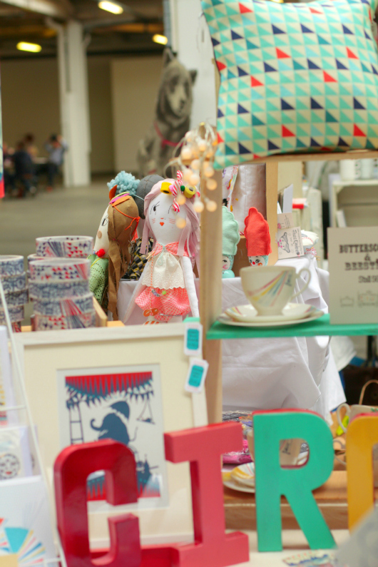 The Renegade Craft Fair in London