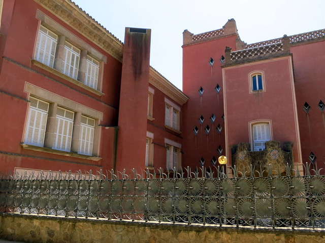 Park Güell- Baldiri Reixac school