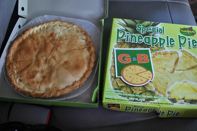 Vizcaya Road Food: Pineapple Pie