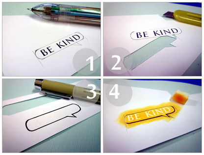 N&T: Kindness Matters Release - Steps