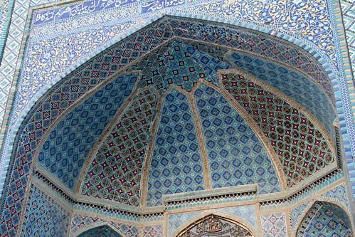 Blue Mosque detail 6