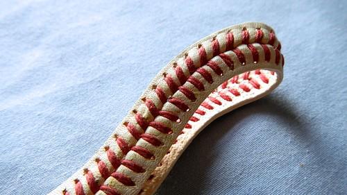 Baseball Bracelet 12