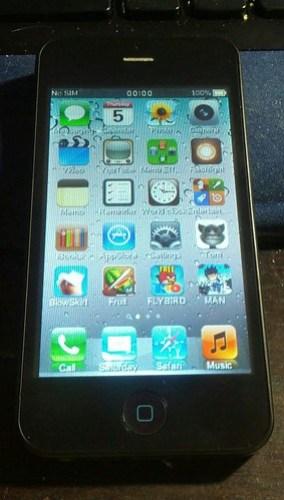 "SmartPhones ""Phone 5"" fake iPhone 5"