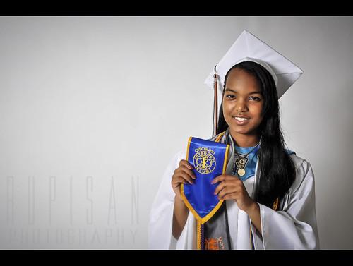 Samya's Senior Portrait