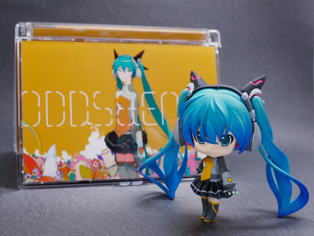 Custom Nendoroid Hatsune Miku: ODDS&ENDS version