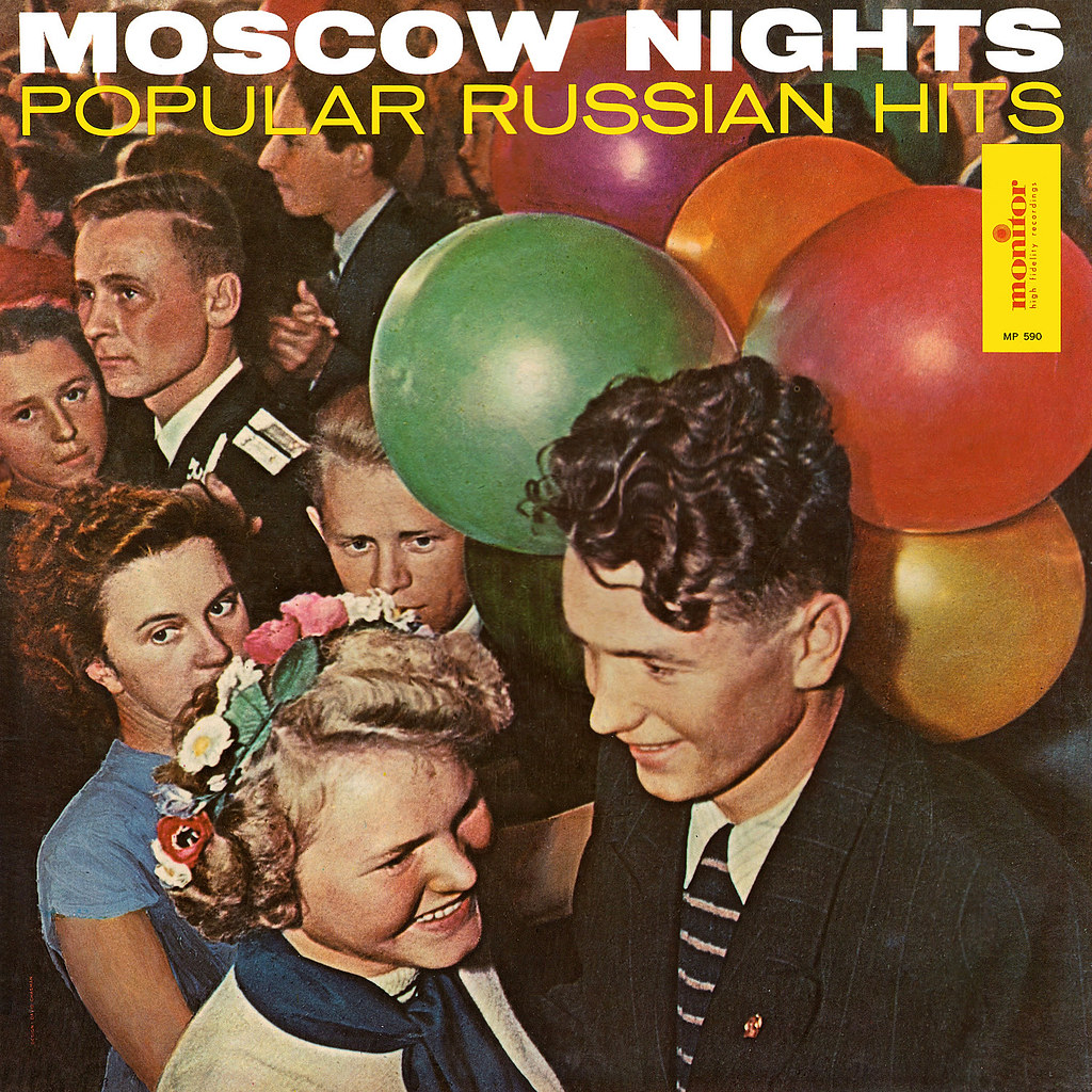 Various Artists - Moscow Nights