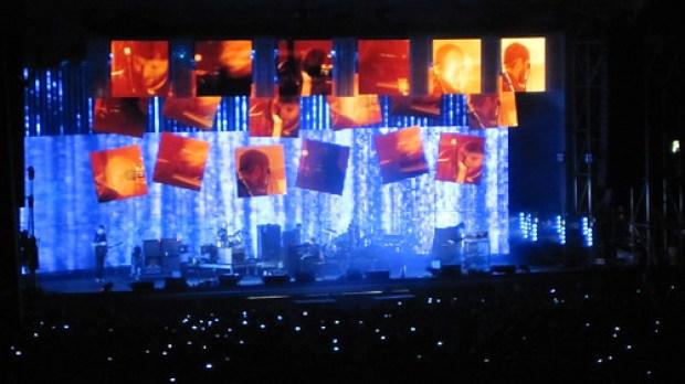 Radiohead, Berlin