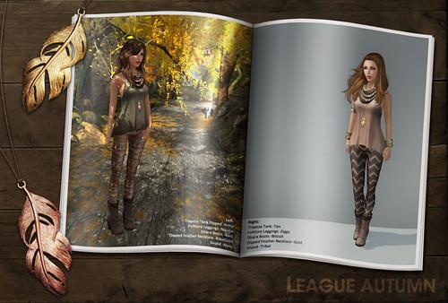 League Autumn Releases