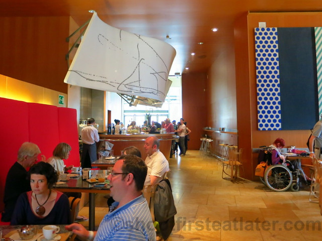 Bistró Guggenheim Bilbao -001