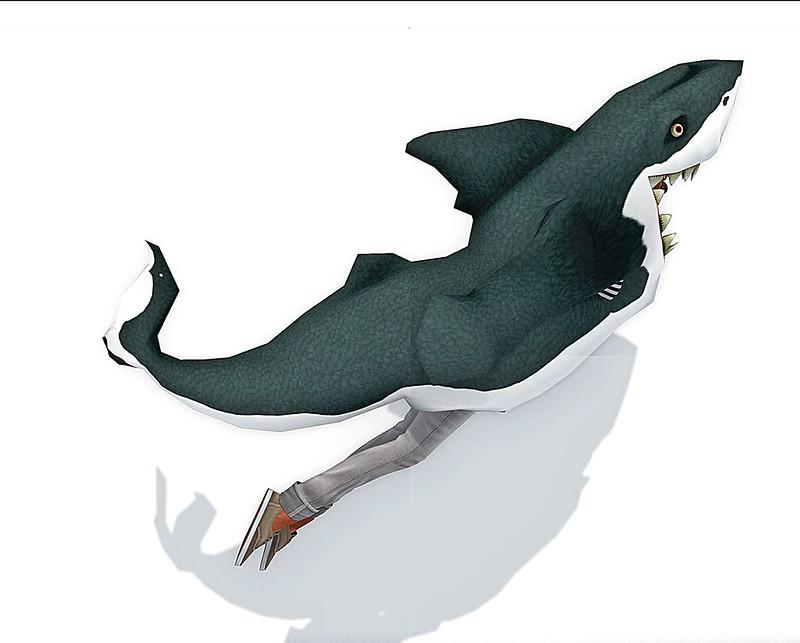 Sharkitude