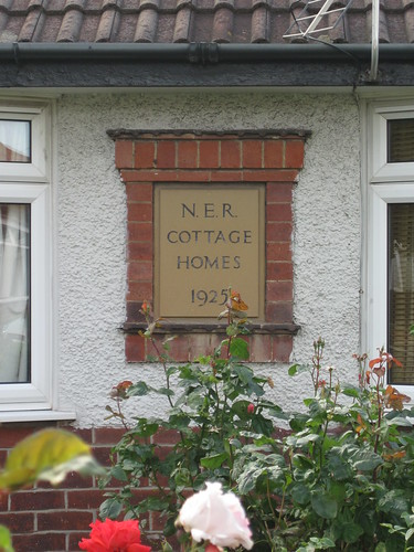 NER Cottage Homes 1925, Redcar