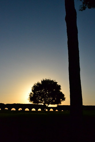 Parco dei 7 Acquedotti. Roma.