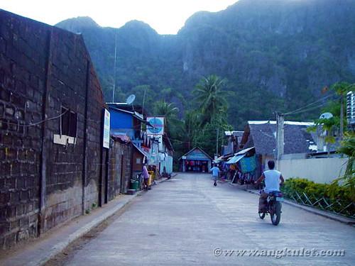 Hama St., El Nido, Palawan (2006)