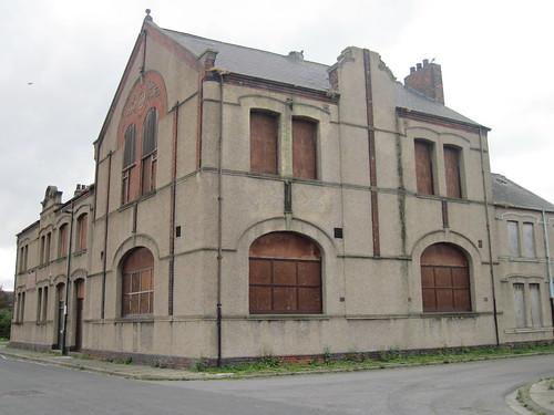 South Bank Unionist Club, 1908