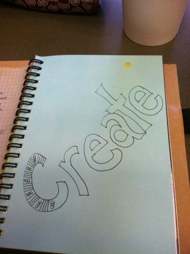 Doodle Create #1