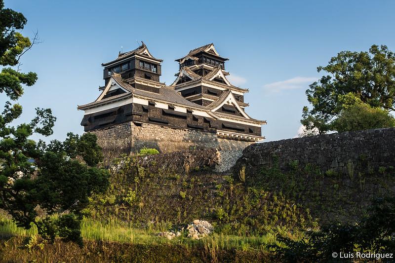 Castillo Kumamoto Terremoto-59