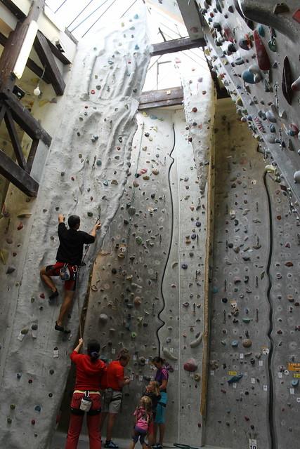 Mammut Climbing Gym