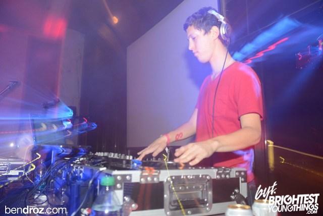 Oct 13, 2012-Kennedy Center Komen 52 - Ben Droz