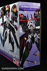 Armor Girls Project Laura Bodewig Schwarzer Regen Infinite Stratos Unboxing Review (5)