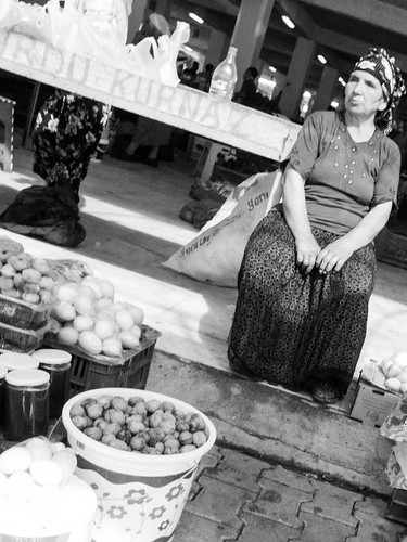 Market Seller - Turkey 2012