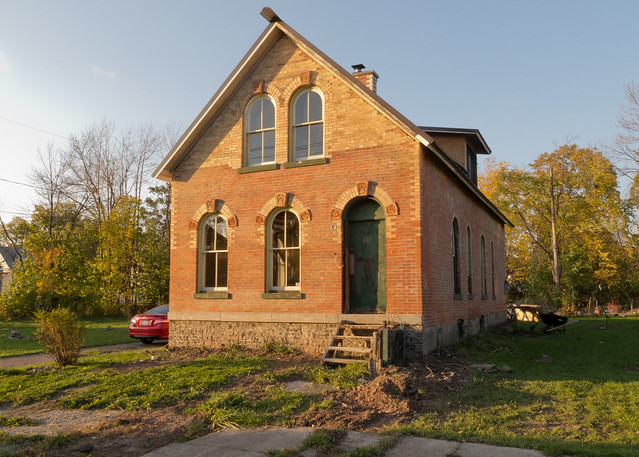 The Lyth Cottage in Hamlin Park was homesteaded in 2011