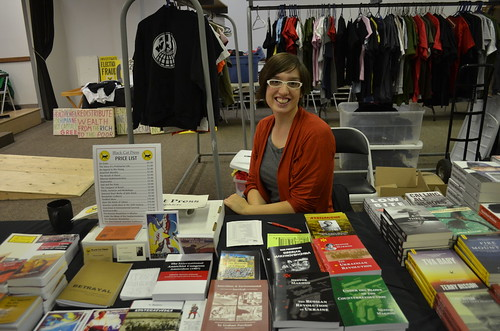 Edmonton Anarchist Book Fair 2012