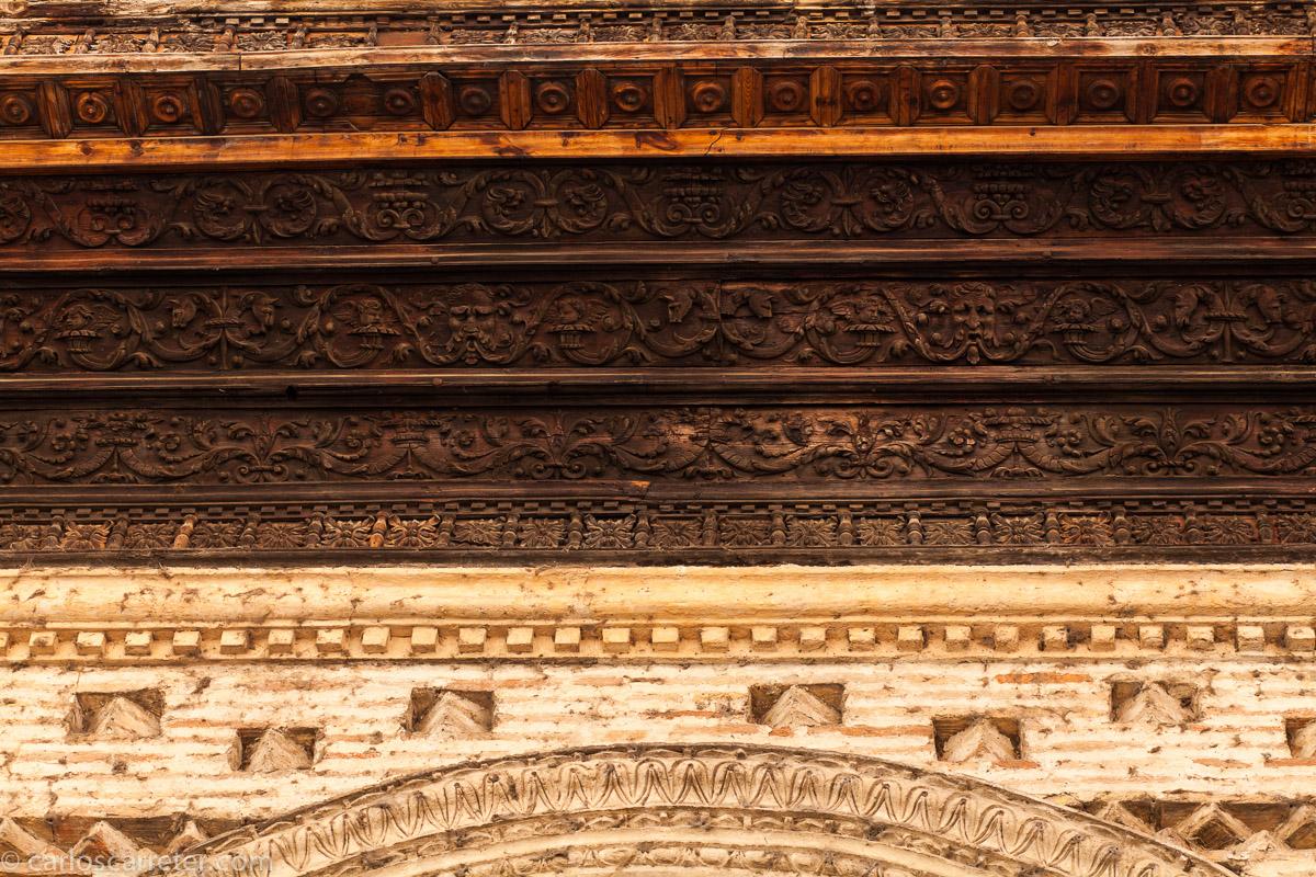 Alero (Iglesia de San Pablo)