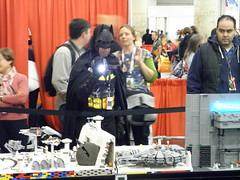 I LUG NY Cosplayer Batman