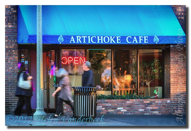 Artichoke Cafe