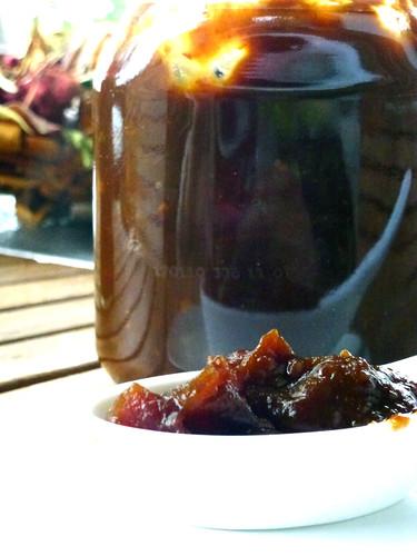 Pumpkin & tomato Chutney - Chutney di zucca e pomodoro