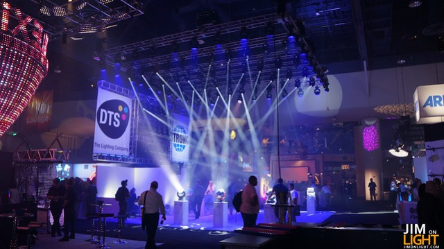 DTS/Strong, LDI 2012