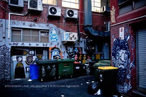 Stevenson Lane, Melbourne