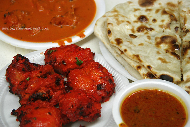 Chicken Tikka in Verdun Road corner Kitchener Road Singapore