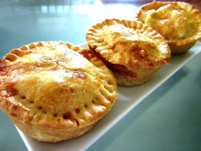 Chicken pies 1
