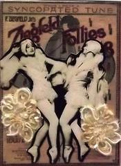 ATC: Vintage Dancer 4 of 4